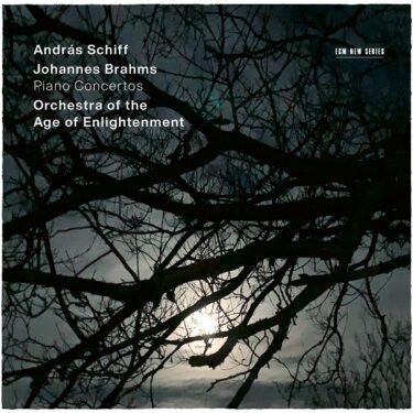 アンドラーシュ・シフ<br>ブラームス:ピアノ協奏曲第1番、第2番