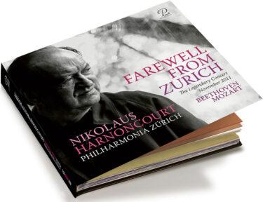 ニコラウス・アーノンクール指揮フィルハーモニア・チューリッヒ<br>『チューリッヒ告別演奏会2011』